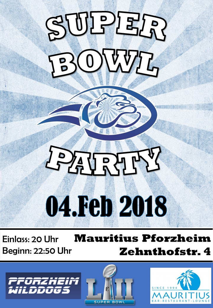 Superbowl Party 2018 1